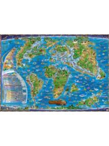 kartinna karta na praistoricheskia svyat